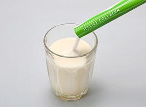「濁りが気になる方」はミルクなどを加えると気になりません。
